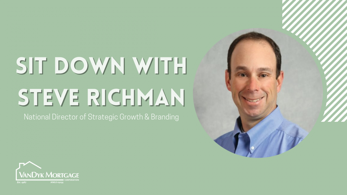 Steve Richman headshot