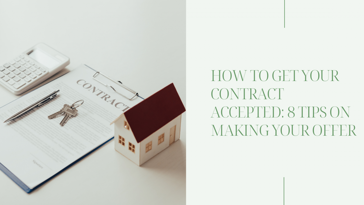 contract and pen on table